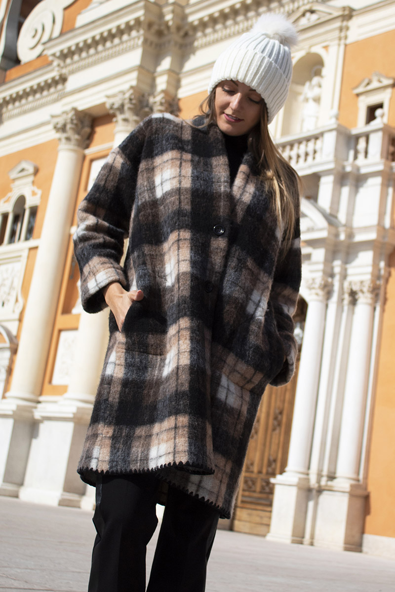 cappotto lana mou inverno